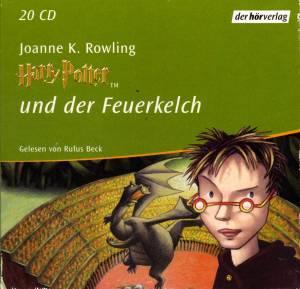 Joanne K Rowling Harry Potter Und Der Feuerkelch 20 Cd 2000