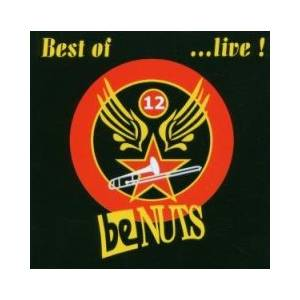 beNUTS: Best Of ...Live! - Cover