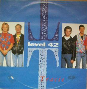 Level 42: Tracie - Cover