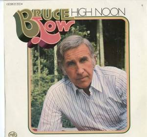Cover - Bruce Low: High Noon