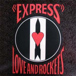Cover - Love And Rockets: Express
