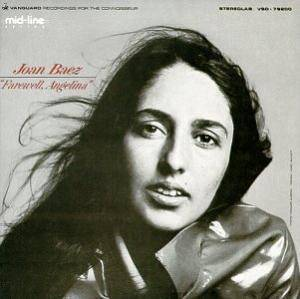 Cover - Joan Baez: Farewell, Angelina