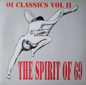Oi! Classics Vol. 2 - The Spirit Of 69 - Cover