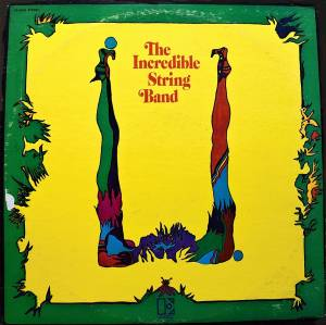 Cover - Incredible String Band, The: U