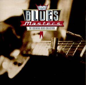 Cover - Little Junior's Blue Flames: Blues Masters
