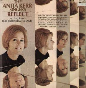 Cover - Anita Kerr Singers, The: Reflect