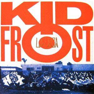 Cover - Kid Frost: Raza, La
