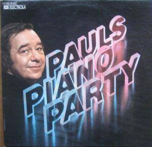 Cover - Paul Kuhn: Pauls Piano Party