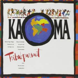 Cover - Kaoma: Tribal-Pursuit