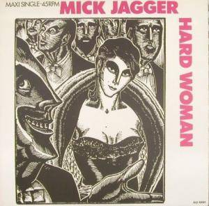 Cover - Mick Jagger: Hard Woman
