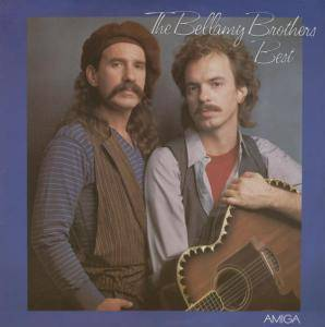 The Bellamy Brothers: Bellamy Brothers Best, The - Cover