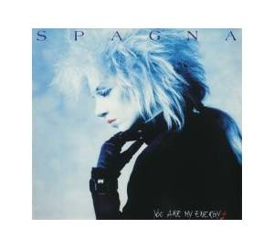 Cover - Spagna: You Are My Energy