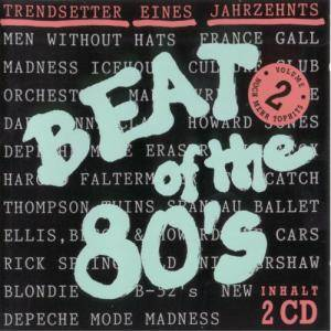 Cover - Ellis, Beggs & Howard: Beat Of The 80's Vol. 2