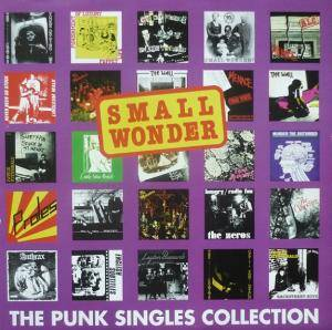 Cover - Anthrax: Small Wonder - The Punk Singles Collection
