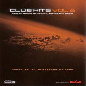 Cover - Paul van Dyk Feat. Vega4: Club Hits Vol. 08