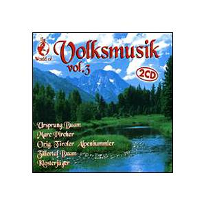 Cover - Marabell: World Of Volksmusik Vol. 3, The