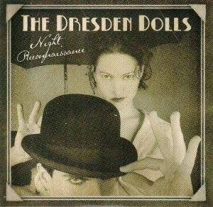 Cover - Dresden Dolls, The: Night Reconnaissance