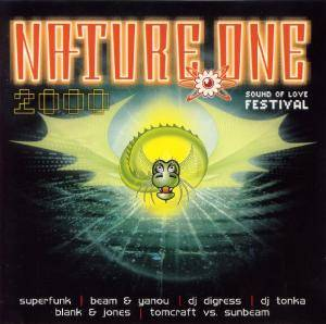 Nature One 2000 - Sound Of Love Festival - Cover