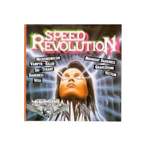 Speed Revolution - Cover