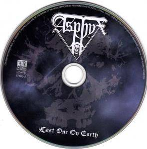 Asphyx: Last One On Earth (CD) - Bild 3