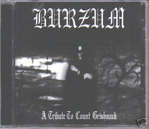 Cover - Earthcorpse: Burzum - A Tribute To Count Grishnack