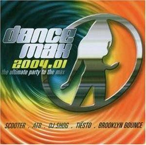 Cover - Tube-Tech: Dance Max 2004.01