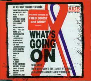 Artists Against Aids Worldwide: What's Going On - Cover