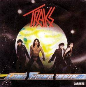 Cover - Traks: Long Train Runnin'