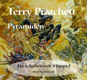 Cover - Terry Pratchett: Pyramiden