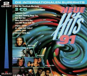 Cover - Sailor: Neue Hits '91 - Die Internationalen Superhits