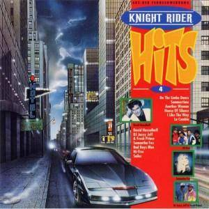 Cover - Cola Boy: Knight Rider Hits 4