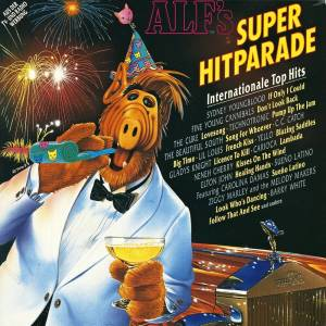 Cover - Kiss In The Dark: Alf's Super Hitparade - Internationale Top Hits