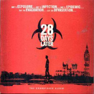 28 Days Later - Cover