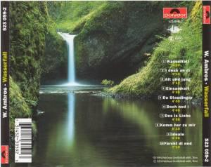 Wolfgang Ambros: Wasserfall (CD) - Bild 2
