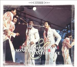 The Temptations: Song For You / Masterpiece, A - Cover