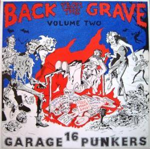 Cover - Mystics, The: Back From The Grave Volume 2