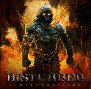 Disturbed: Indestructible - Cover