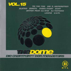 Cover - Ralf Sögel: Dome Vol. 15, The