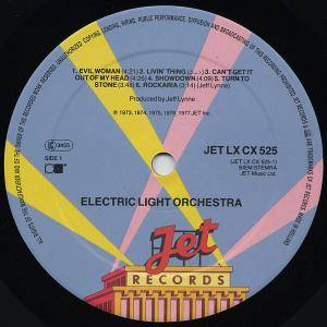 Electric Light Orchestra: ELO's Greatest Hits (LP) - Bild 4