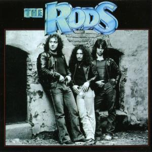 Rods, The: Rods, The - Cover