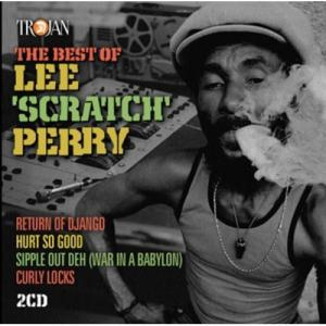 Best Of Lee 'Scratch' Perry, The - Cover