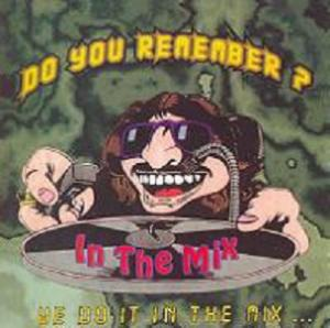 Do You Remember? We Do It In The Mix - Cover
