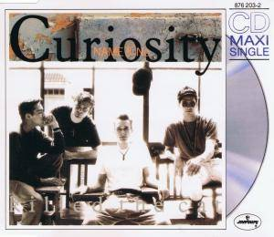 Cover - Curiosity Killed The Cat: Name And Number