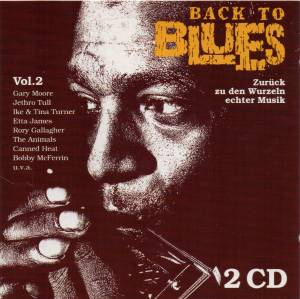 Cover - Byther Smith: Back To Blues II
