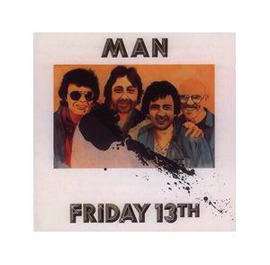 Man: Friday 13th - Cover