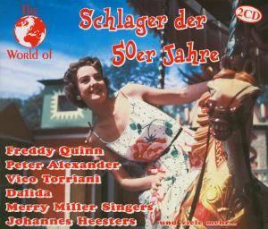Various - Schlager Bild - Die 50 Größten Schlagerhits