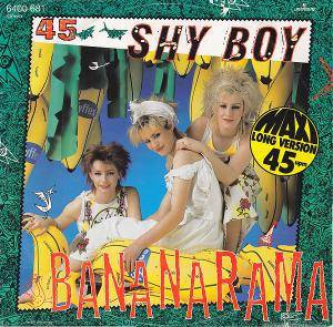 Bananarama: Shy Boy - Cover