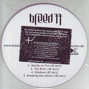 Cover - Breed 77: Floods
