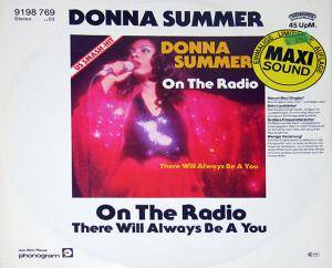 Donna Summer: On The Radio - Cover