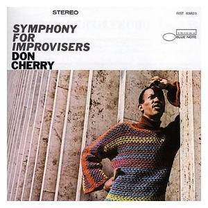 Don Cherry: Symphony For Improvisers - Cover